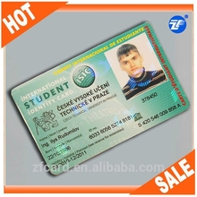 Personalized high security features atmel t5577 rfid smart card