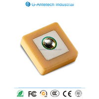 Customized professional RHCP Polarization internal gps small ceramic patch antenna gps chip antenna