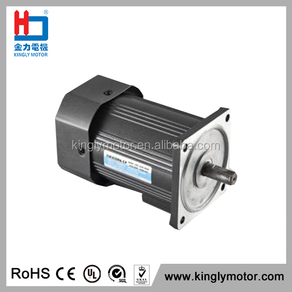 Geared asynchronous ac motor electric ac motor scrap buy for Small geared electric motors
