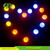 Colorful led golf ball /crazy golf balls for sale