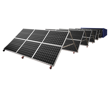 China factory hot sell high quality YongDian made mini monocrystalline solar panel 40w - 150w for led home light