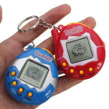 Handheld Virtual Pet Game Electronic Pets Toys - New Design Dinosaur egg Gift Box - Quality A++