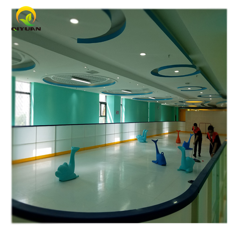 1-30mm <strong>Thickness</strong> and hdpe Material Factory wholesale uhmwpe hdpe plastic synthetic ice rink roller skate floor hockey board
