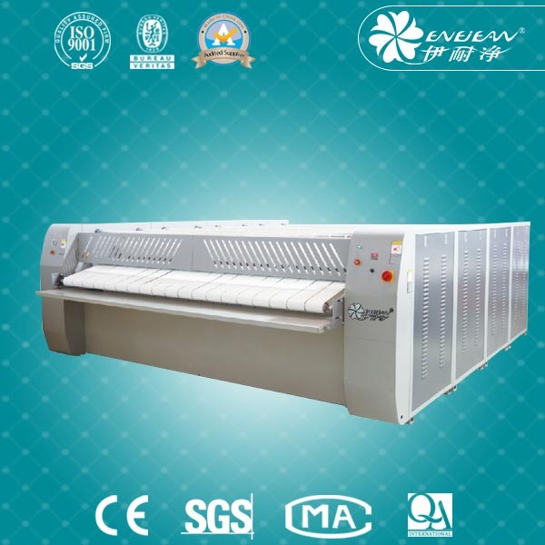 fully automatic ironing machine,hotel linen ironing machine,washing and ironing machine