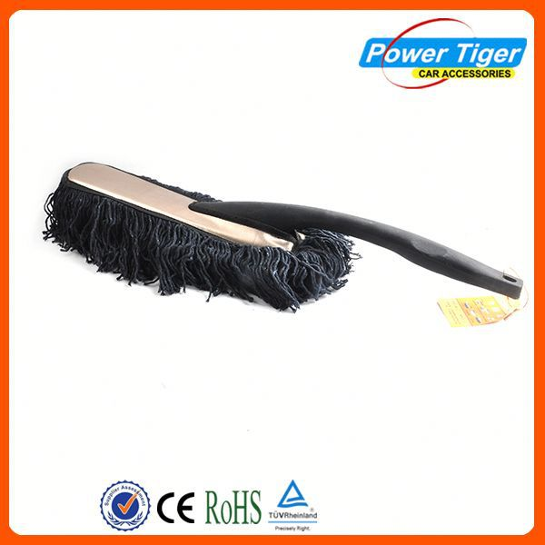 long handle car cleaning rotary brush