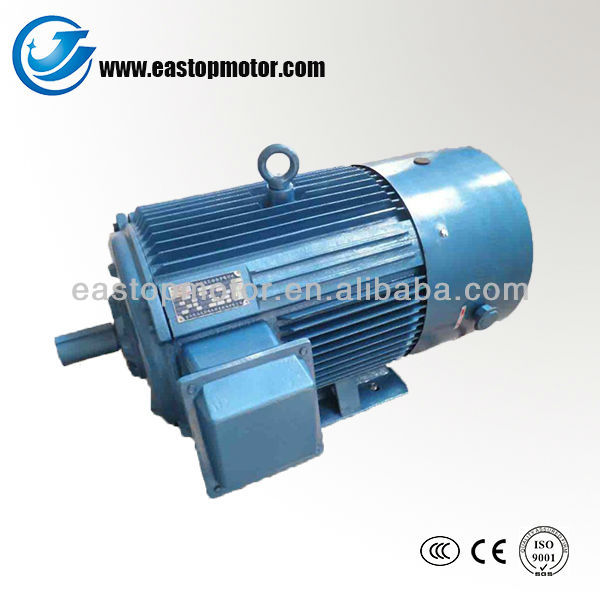 YVP YVF2 multi speed induction motor