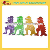 plastic toy dinosaurs book marker for kids