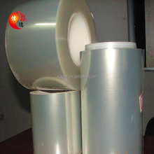 12 MICRON PET TRANSPARENT POLYESTER FILM ROLLS