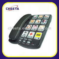 children photo memory telephone for old people