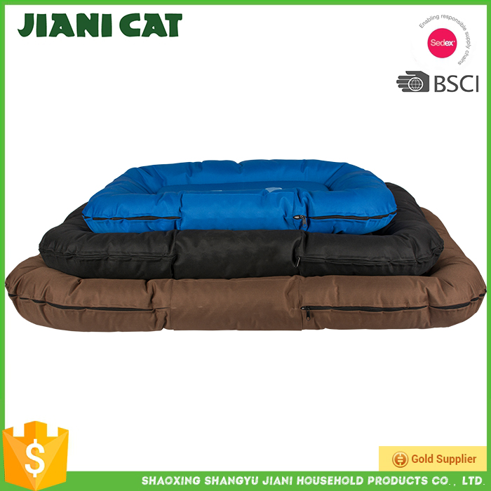 oxford material water proof pet bed of dog bed