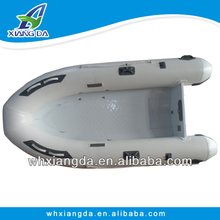 aluminum rigid inflatable life boat for sale