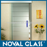 Decorative Interior Glass Door for Kitched, Bathroom and Bedroom