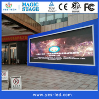 multi installation street building moving P5.9 outdoor led advertising displays