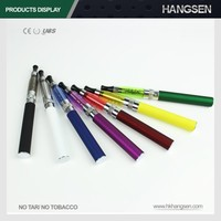 Hangsen electronic cigar ego - ego C4R/ce5 kit with ego ce5+ rebuildable clearomizer & ego battery(650mah,900mah,1100mah)