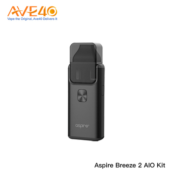 2018 New Release Aspire Breeze 2 All in One Vapor Starter Kit With 1000mAh Battery