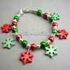 Cute friendship bracelet for kids holiday
