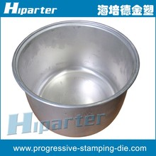 Aluminum Rice Cooker Inner Pot with draw stamping die/Punch Tool/Drawing Die