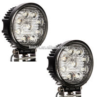 Chinese supplier led work light 27w innovative auto accessories for vechile , led working light bar mining worklamp