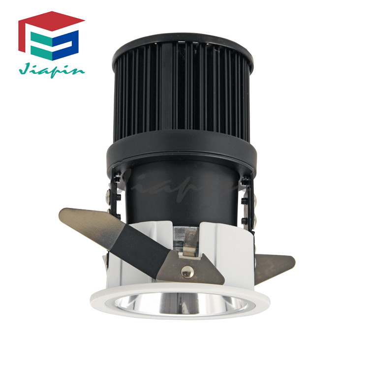 10W 70mm cut out indoor recessed led cob wall washer <strong>spotlight</strong>