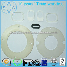 China industrial silicone/viton/epdm speaker rubber gasket