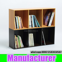 Modern multi-functional combination bookcase