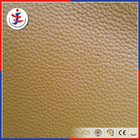 Factory Directly High Quality Cow Finished Upholstery Backpack Leather