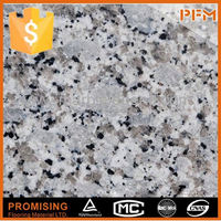 standard Chinese white black granite tile bullnose