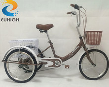 Factory whosale high quality heavy duty tricycle