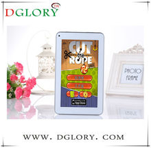 DG-TP7010 multifunctional 7inch A23 dual core 512MB/4GB single camera tablet pc