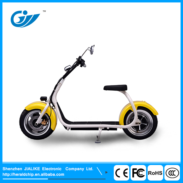Bright color Harley01 single seat new electric mobility scooter two wheel