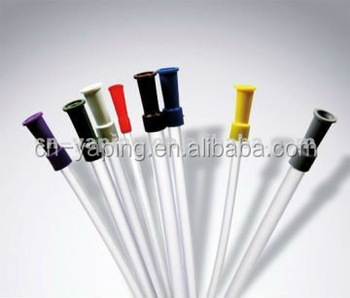 Disposable Medical Pvc Disposable Rectal Tube
