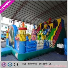 Lilytoys customized inflatable funcity, inflatable ground toys, amusement park