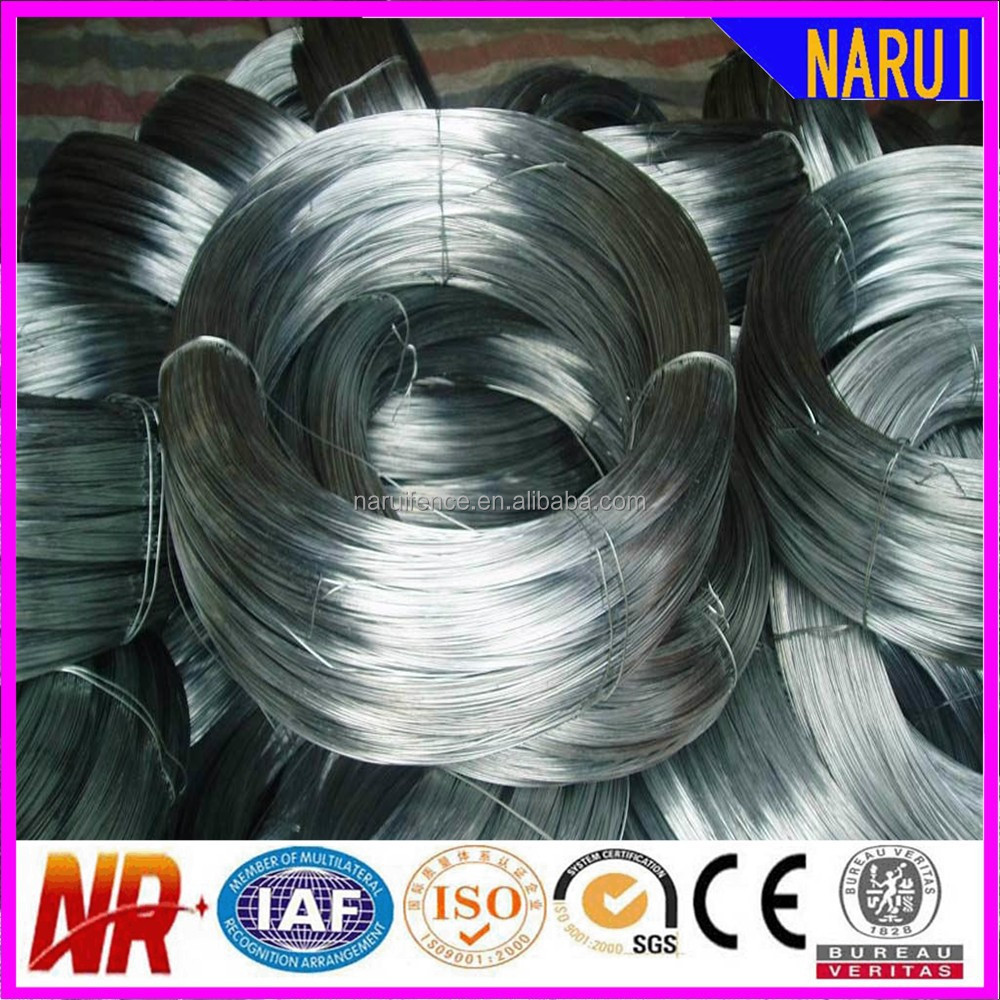 Soft Iron Wire/hot-dippped galvanized iron wire/electro galanized iron wire