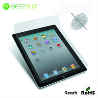 Bestsuit Brand classics anti-fingerprint screen protector for ipad,high quality!