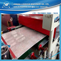 PVC sheet moulding machine for artificial marble stone