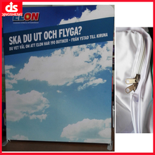 3*3 advertising promotional display banner fabric banner