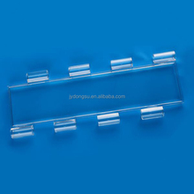 High quality polycarbonate roll up door slats