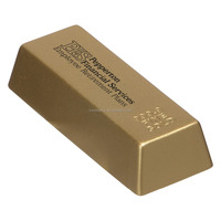 pu stress gold block