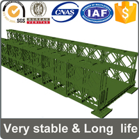 long life durable bailey bridge for military amphibious armoured bridge vehicles for sale