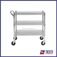 Three Layers Heavy Duty Foldable Platform Hand Truck