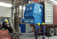 High Qulity Automatic Turntable Shot Blasting Machine
