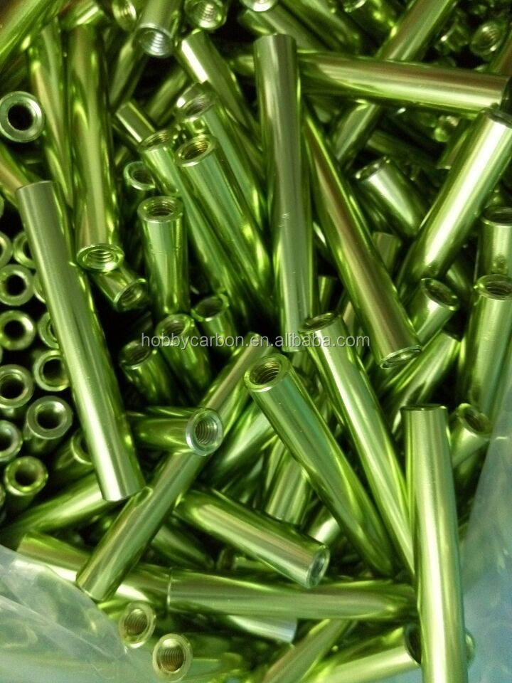Manufacturer Price for Colored M3 5.0mm Colored Round/Hex/Step Aluminum Spacer