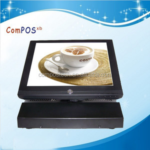 "12"" all in one pos pc/electronic ordering system,restaurant (POS8812A)"
