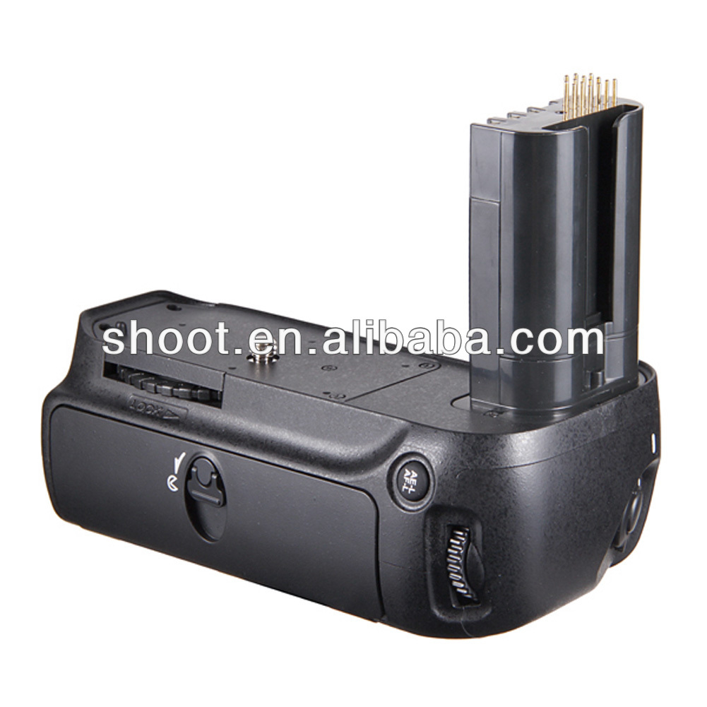 Digital SLR camera for Nikon D80 D90 replace MB-D80 battery grip