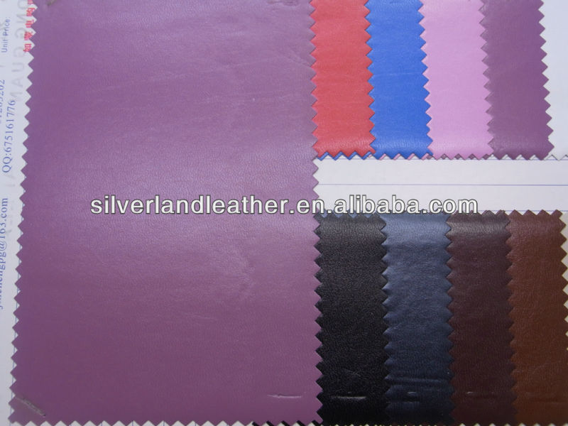 SL-JC0943//0.3MM Ultra-thin Nappa PU leather for garments