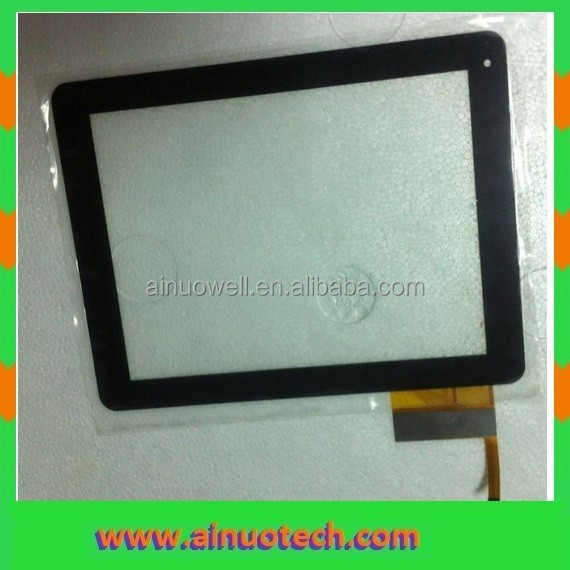 9 inch touch panel for tablet pc replacement TP capacitive