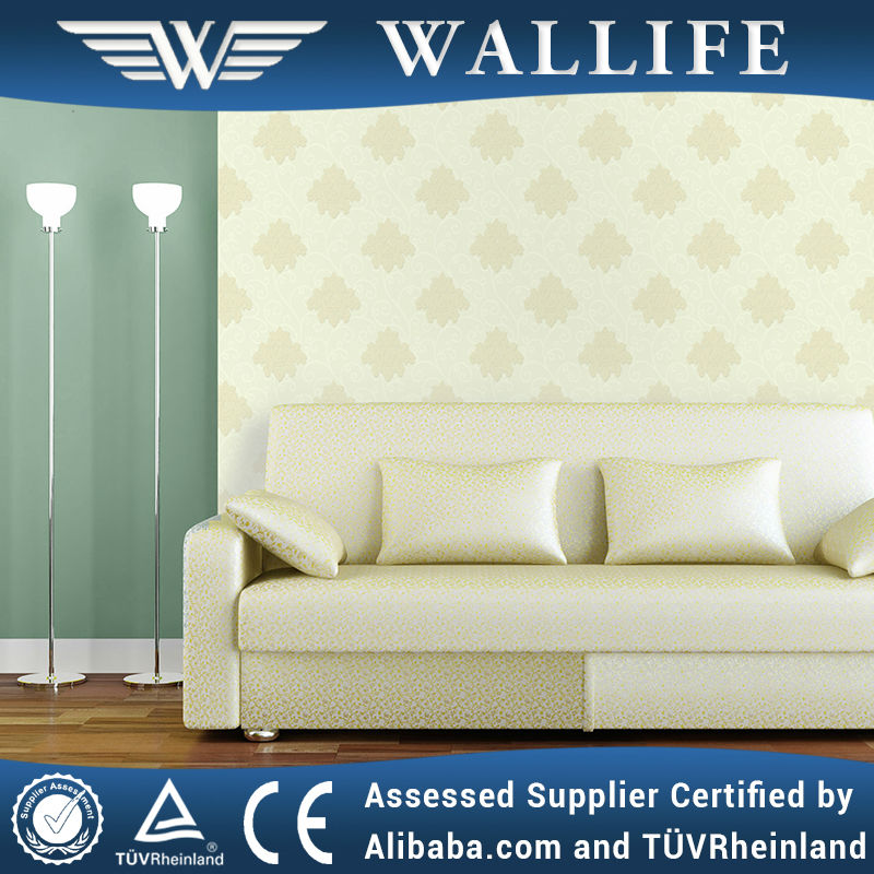 FC10702 / non-woven natural light color wallpapers