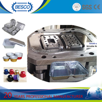 high precision aluminium foil container press mould CE ISO certified