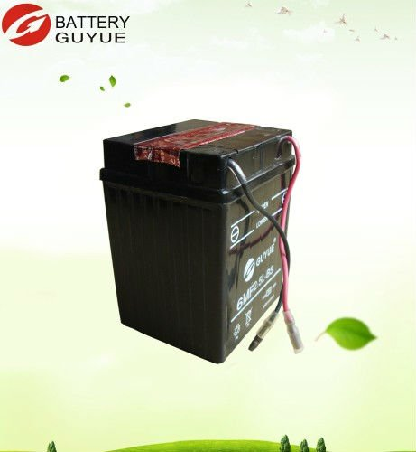 flooded battery6MF2.5L-BS