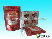 frozen snack food metalize plastic bag manufacture